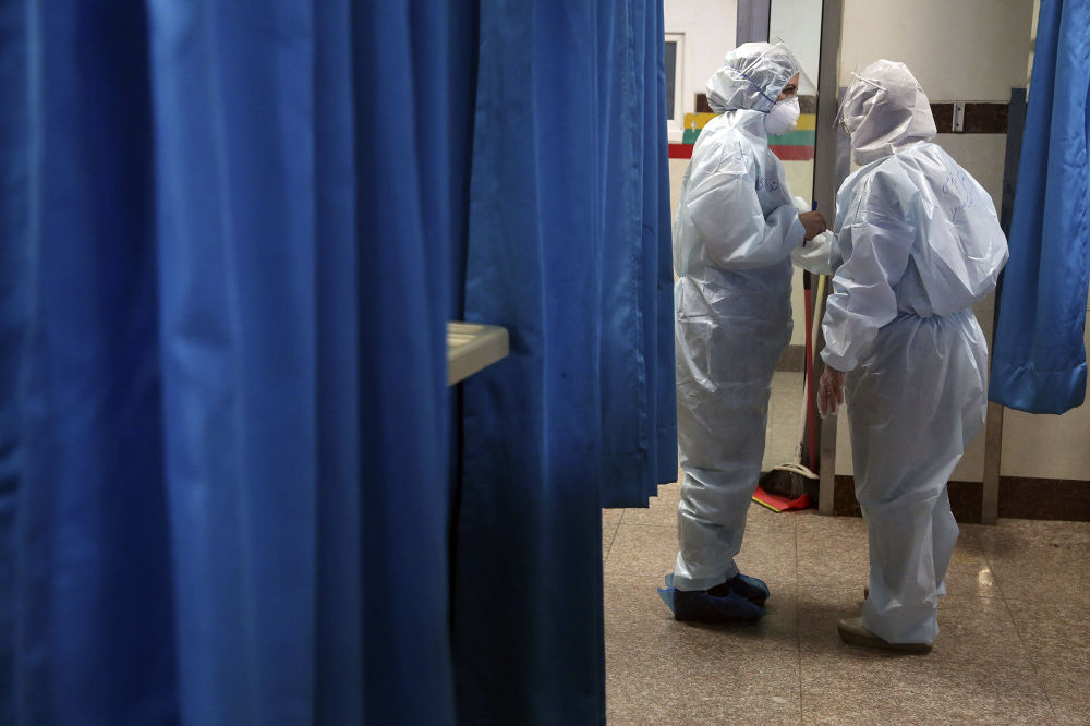 В Краснодарском крае умерли двое мужчин с коронавирусом
