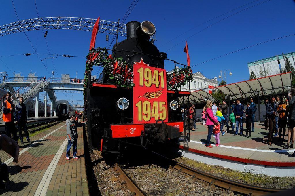 В Новороссийск скоро придет «Эшелон Победы»