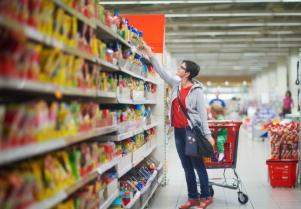 В Новороссийске цены на гречку задрали мелкие магазины