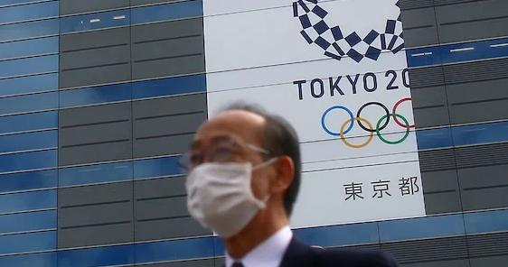 Из-за коронавируса перенесли Олимпийские игры