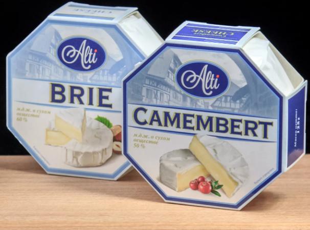 Новороссийские таможенники изъяли немецкий сыр
