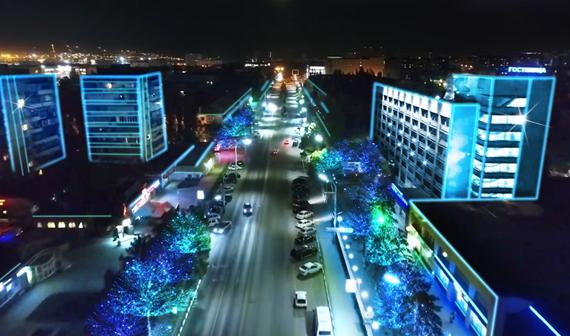В Новороссийске усилят ночную подсветку зданий и улиц