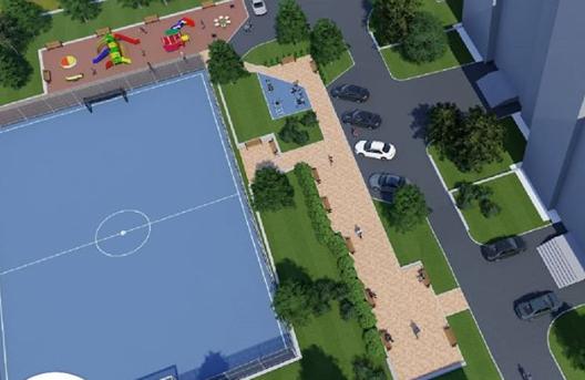 В Новороссийске появятся новые благоустроенные дворы. Адреса
