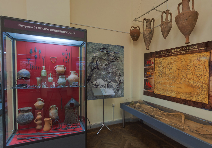 Новороссийский исторический музей-заповедник приглашает побродить по залам почти в одиночестве