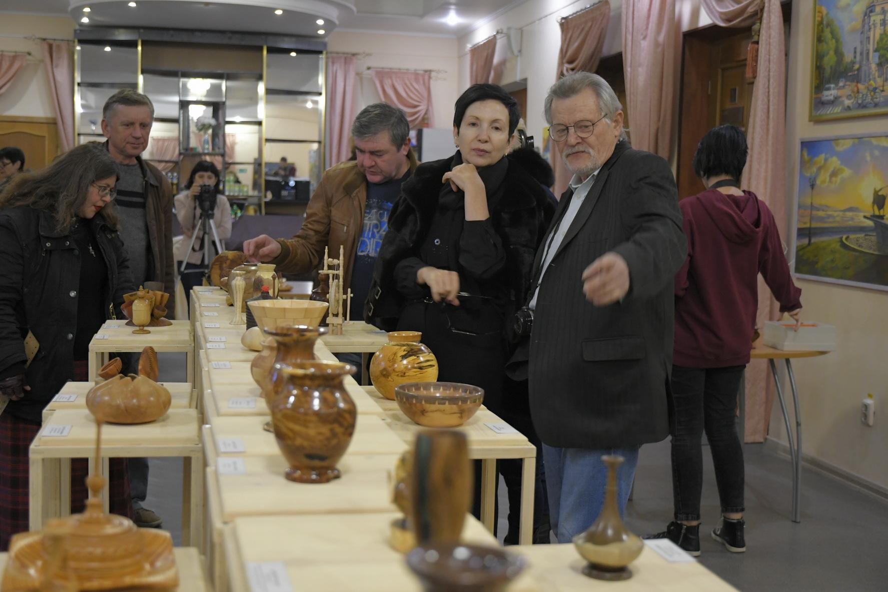 В Новороссийске токарное ремесло стало искусством