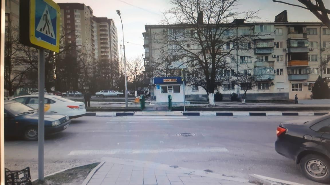В Новороссийске снова пострадали пешеходы