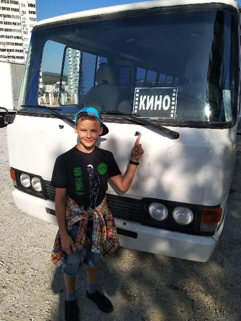 Тринадцатилетний новороссиец снялся в сериале «Ищейка»