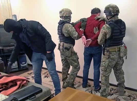 В Краснодарском крае сотрудники ФСБ задержали подстрекателя, который призывал грабить магазины