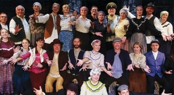 Театр в Новороссийске работает круглосуточно в режиме онлайн