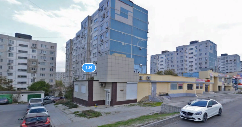 В Новороссийске у многоэтажки и частного дома одинаковые адреса