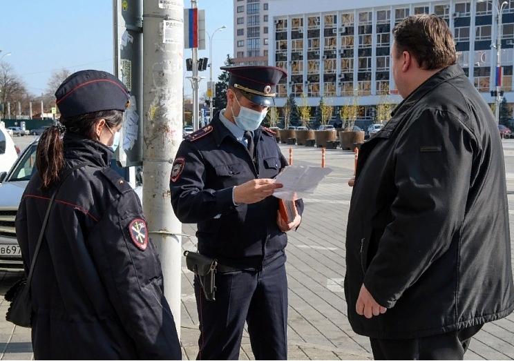 В Краснодарском крае подлинность пропусков будут проверять в онлайн-режиме