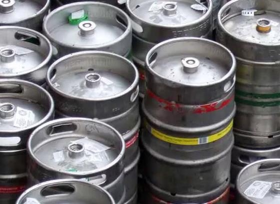 В Новороссийске полицейские изъяли свыше 800 литров пива без документов