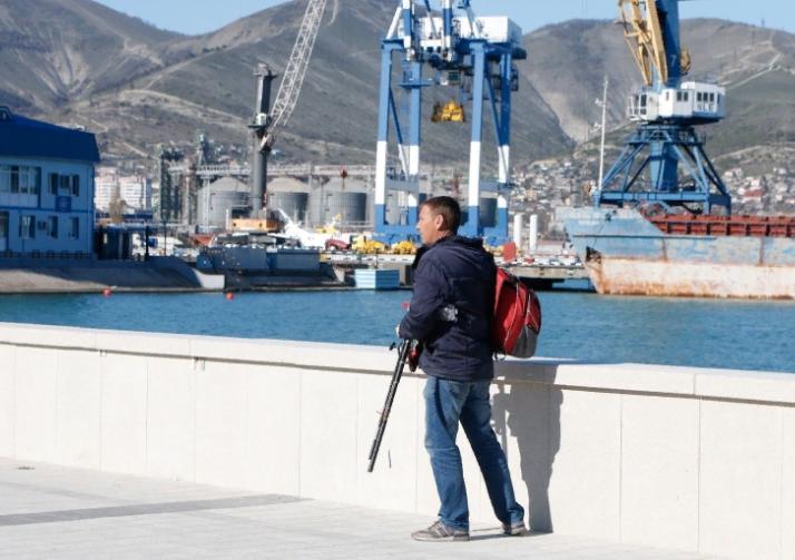 У рыбаков Новороссийска нет карантина