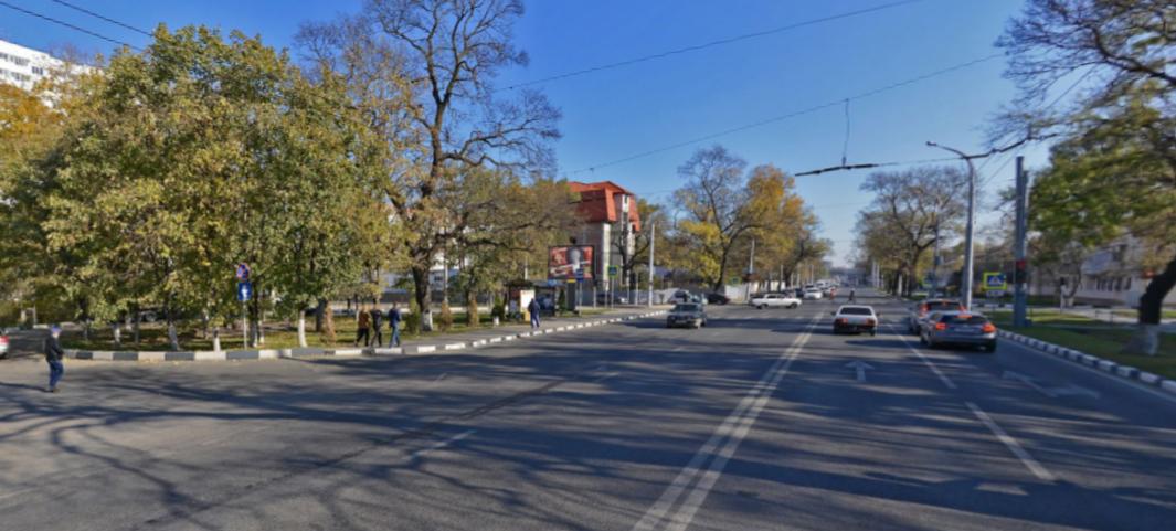 На Анапском шоссе в Новороссийске рядом с жилым районом изменится движение транспорта