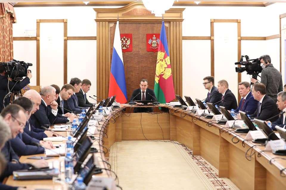 Губернатор Кубани рассказал об экономических мерах поддержки