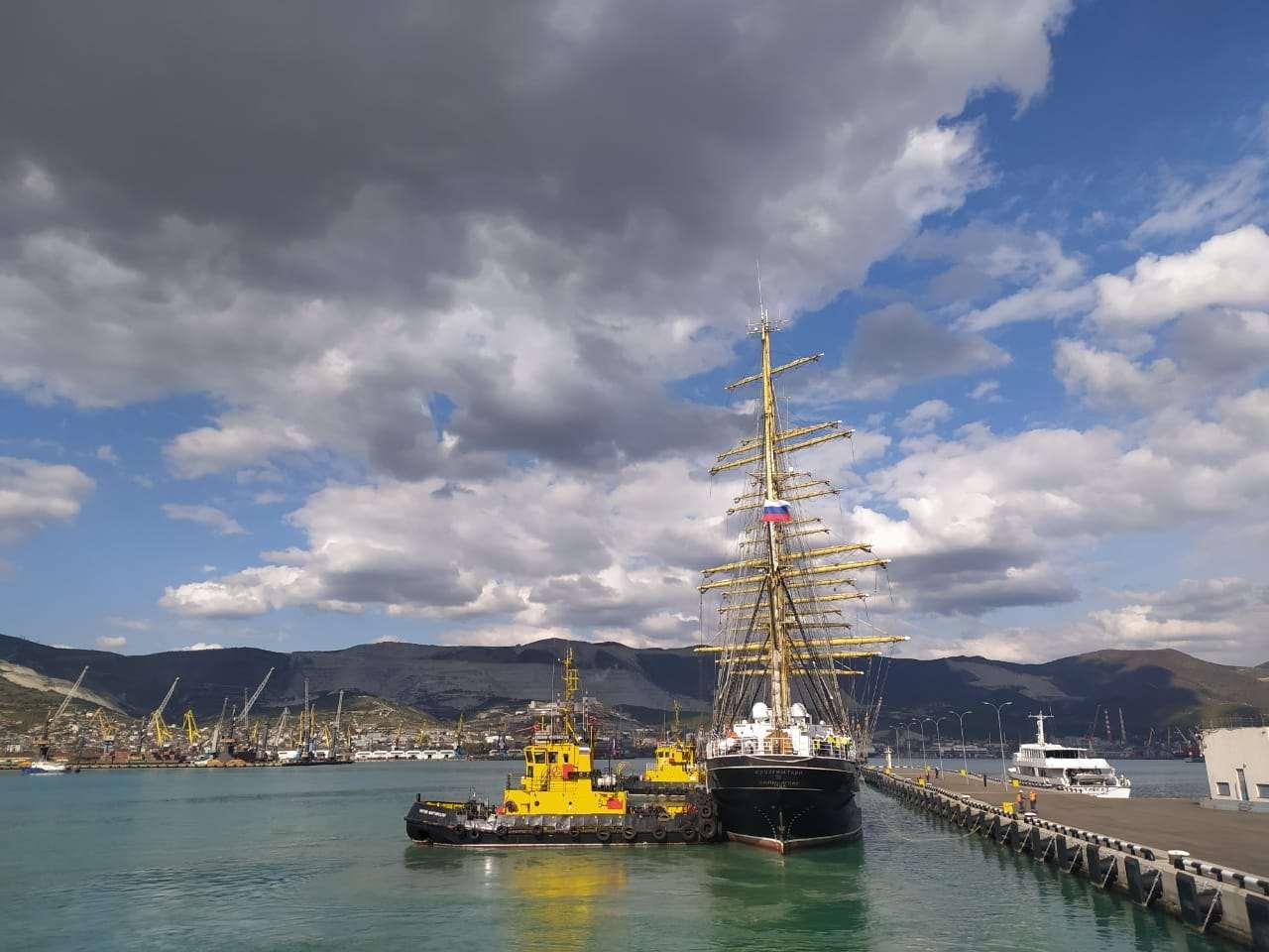 В администрации портов Черного моря новый руководитель