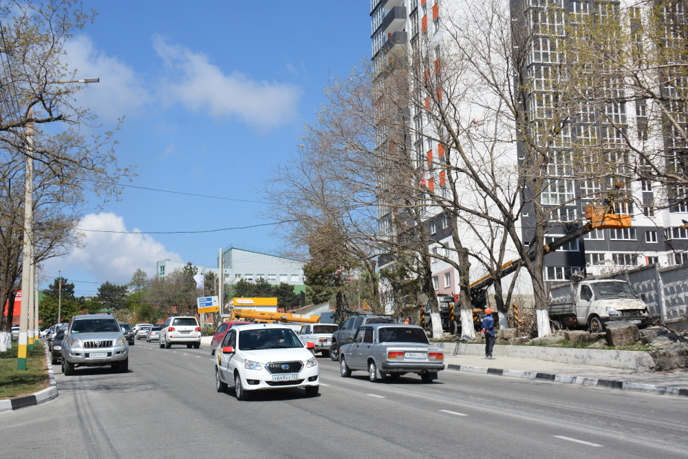 В Южном районе Новороссийска назревает транспортный коллапс