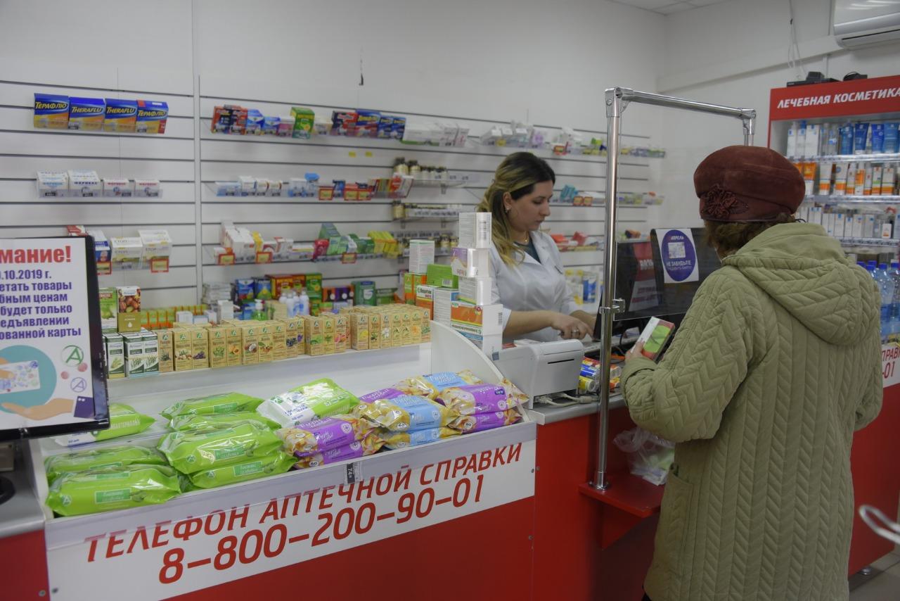 В сельских магазинах Новороссийска можно вместе с покупкой снять наличность с банковской карты