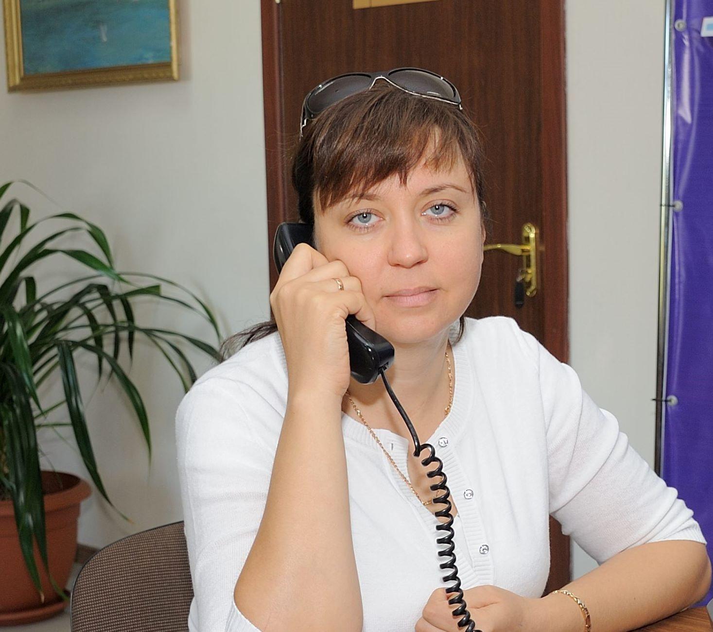 Замглавы Новороссийска Наталья Майорова в течение часа будет отвечать на социальные вопросы