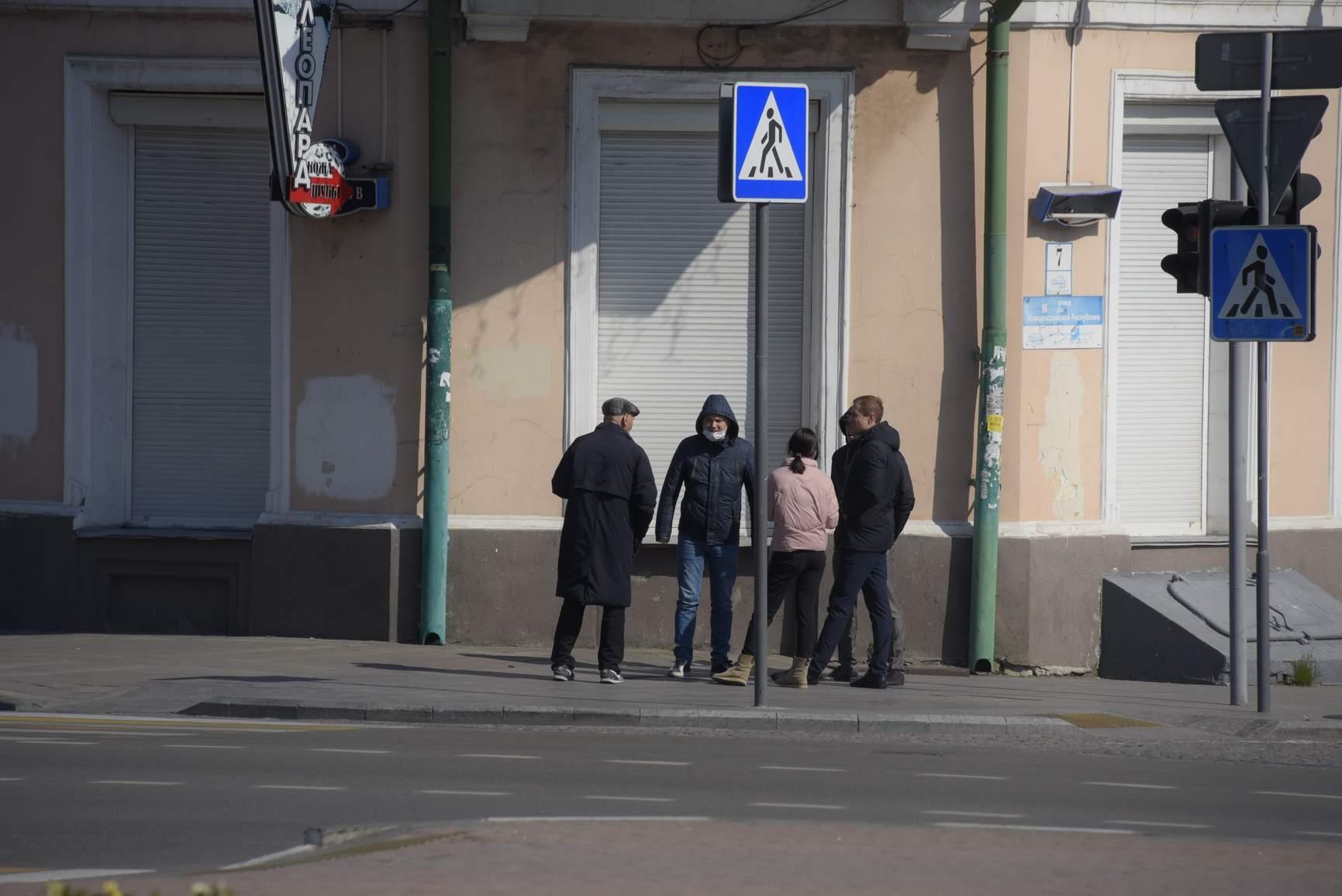 Сегодня в Новороссийске поймали более десяти нарушителей карантина