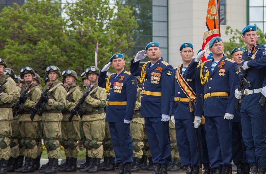 Парад 75-летия Победы пройдет 24 июня