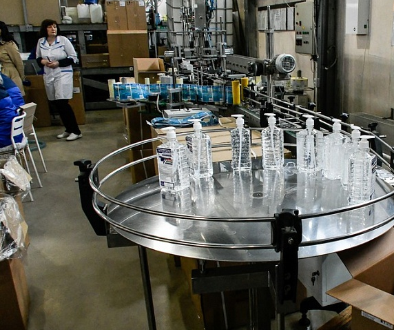 Из контрафактного алкоголя в Новороссийске смогут делать антисептики