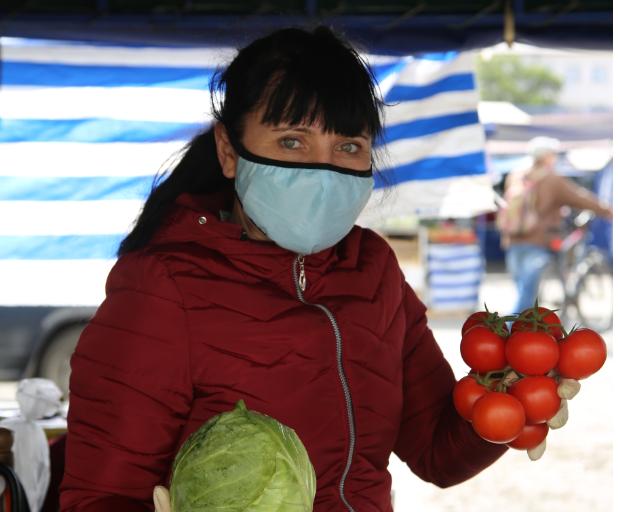 Оштрафуют ли новороссийцев за отсутствие масок?