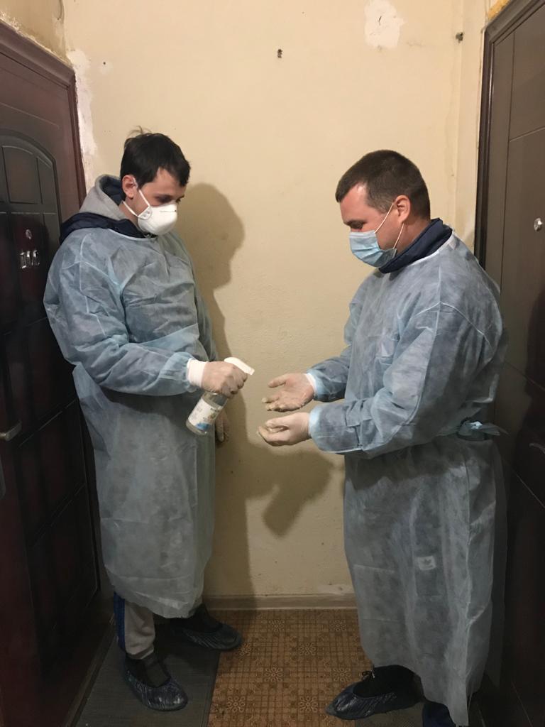 В Новороссийске во время карантина по квартирам ходят газовики. Законно?
