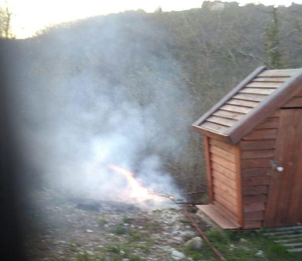 Новороссийск бьет рекорды по пожарам в лесах и в непосредственной близости от них