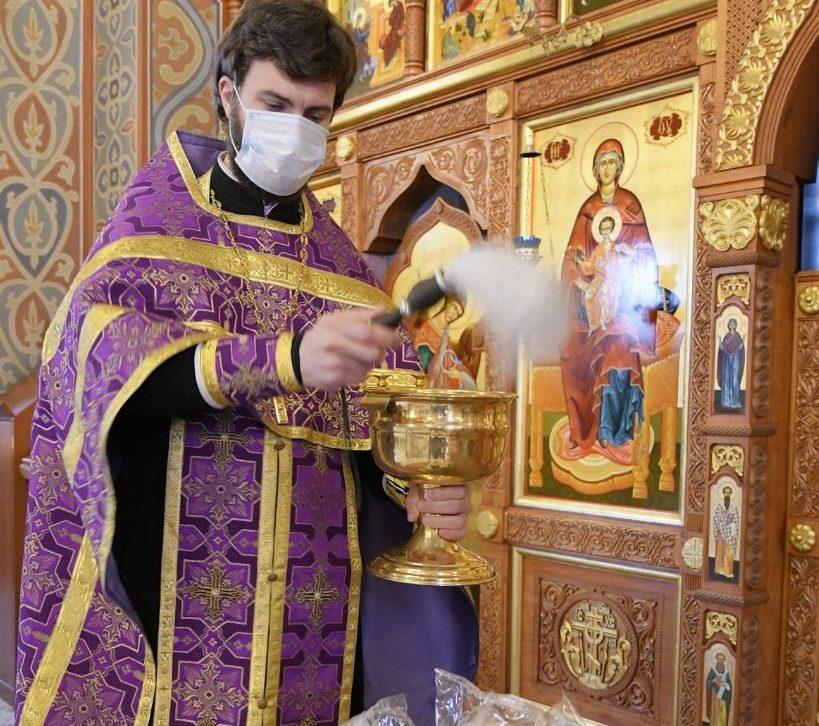 Можно ли будет попасть в церкви Новороссийска на Пасху?