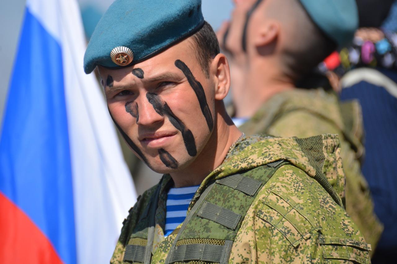 Десантники поздравят женщин Новороссийска на главной площади города