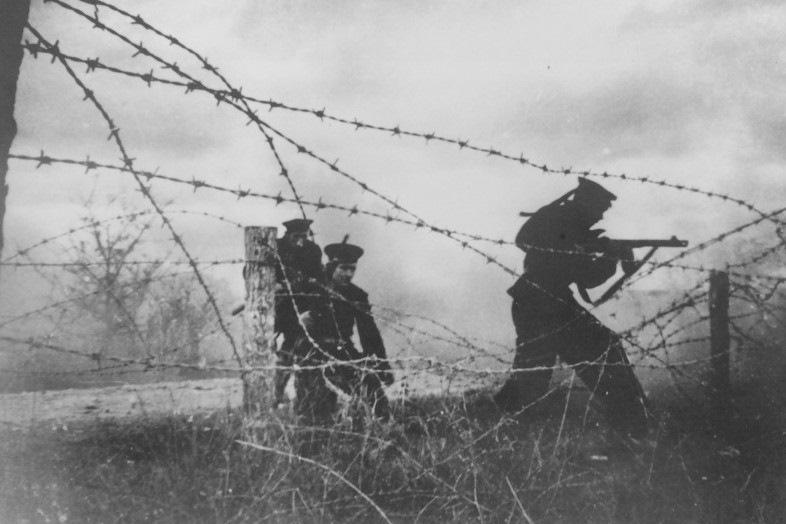 В боях за Новороссийск были задействованы последние новинки боевой техники