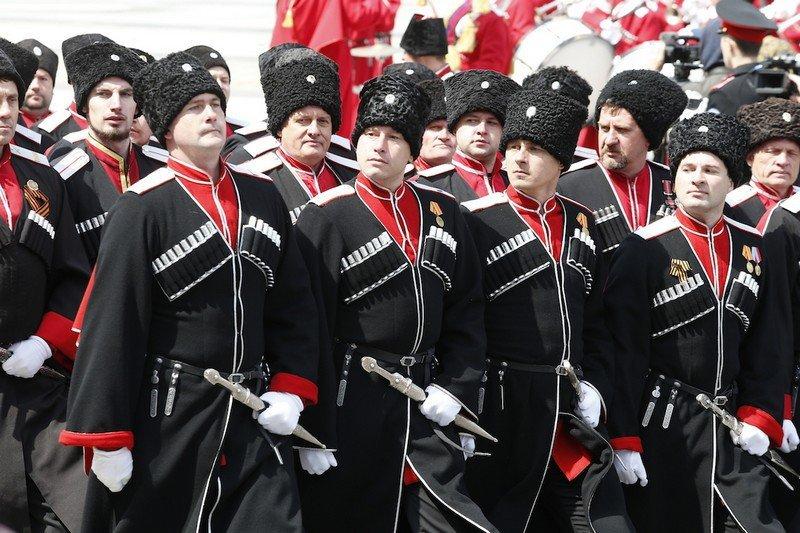 Казаки из Новороссийска примут участие в Параде Победы и пройдут по брусчатке Красной площади