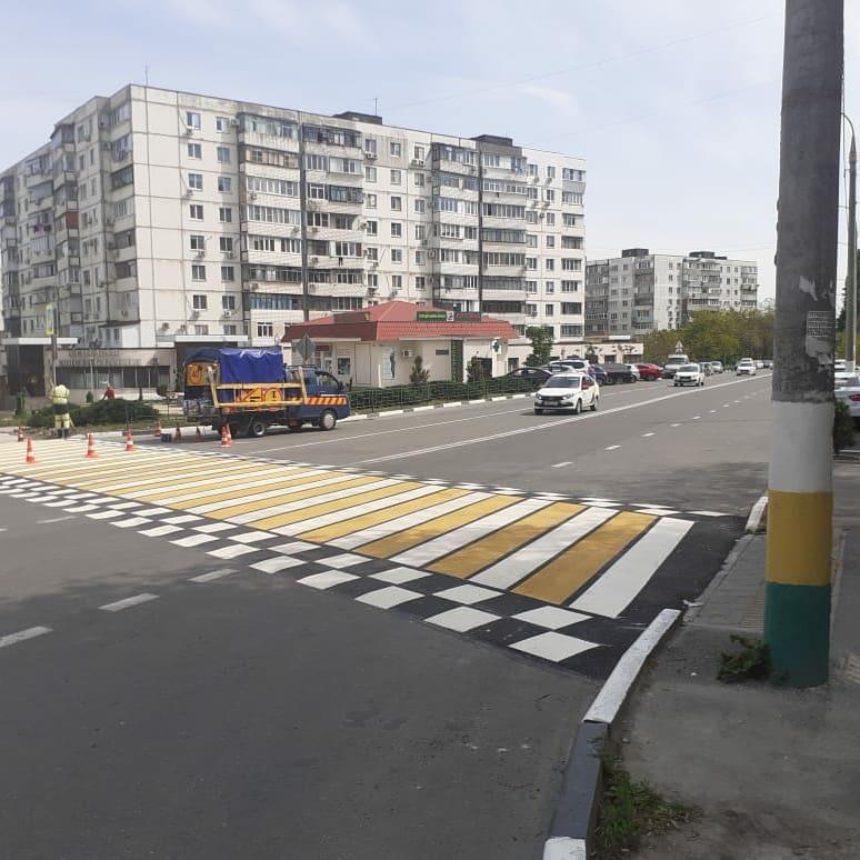 В Новороссийске начали искусственно ограничивать скорость движения