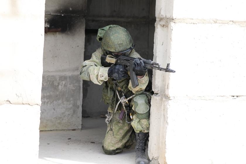 Новороссийские десантники могут действовать в горной местности на высоте более 2000 метров