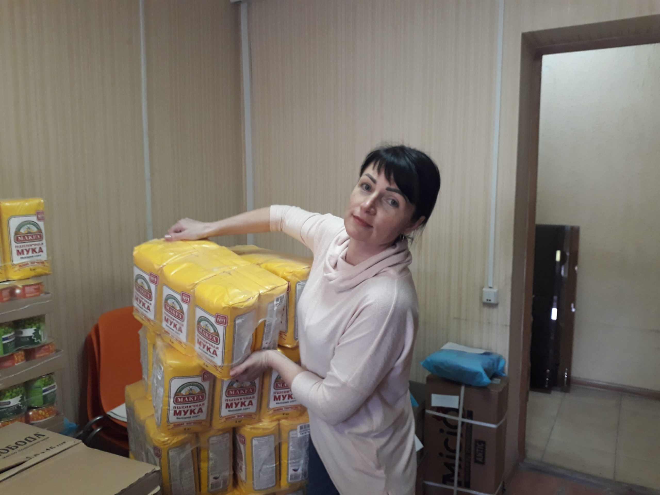 Портовики собрали деньги и помогли многодетным семьям Новороссийска