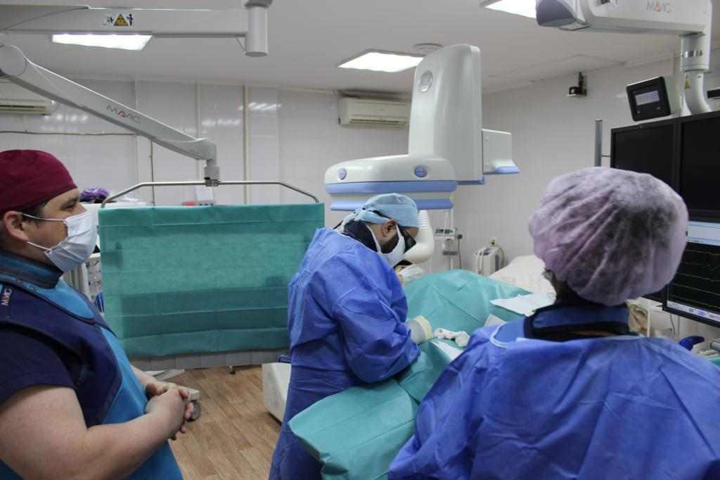 Жить будем! Новороссийск сделал все возможное, чтобы спасать пациентов с сосудистыми патологиями