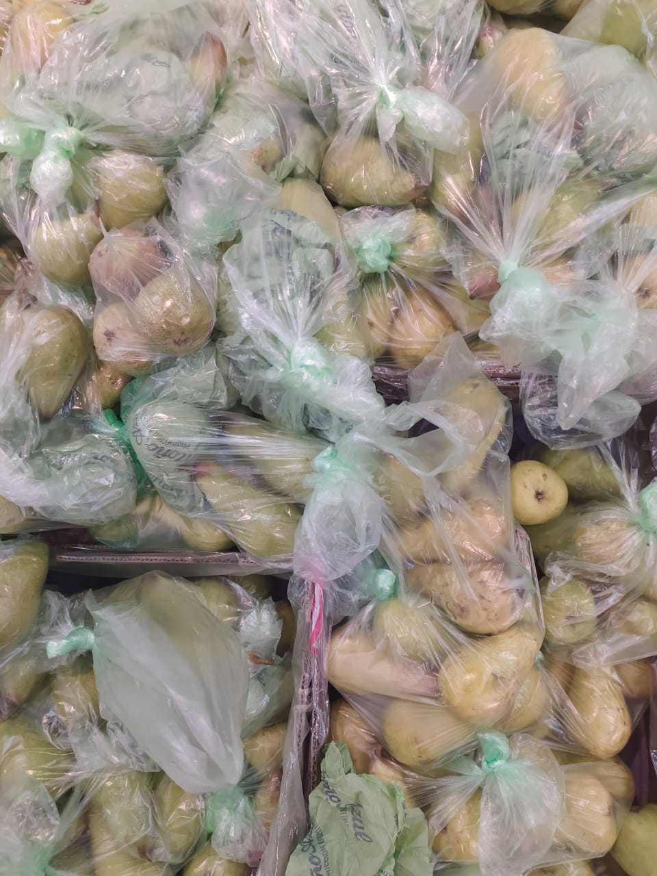 В Новороссийске в магазинах расфасовали все овощи и фрукты