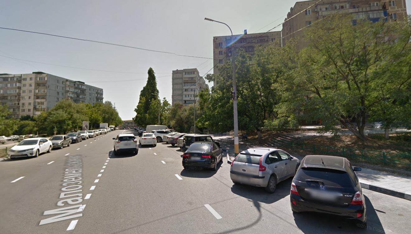 В Новороссийске на улице Малоземельской рядом с ярмаркой «зебры» не будет