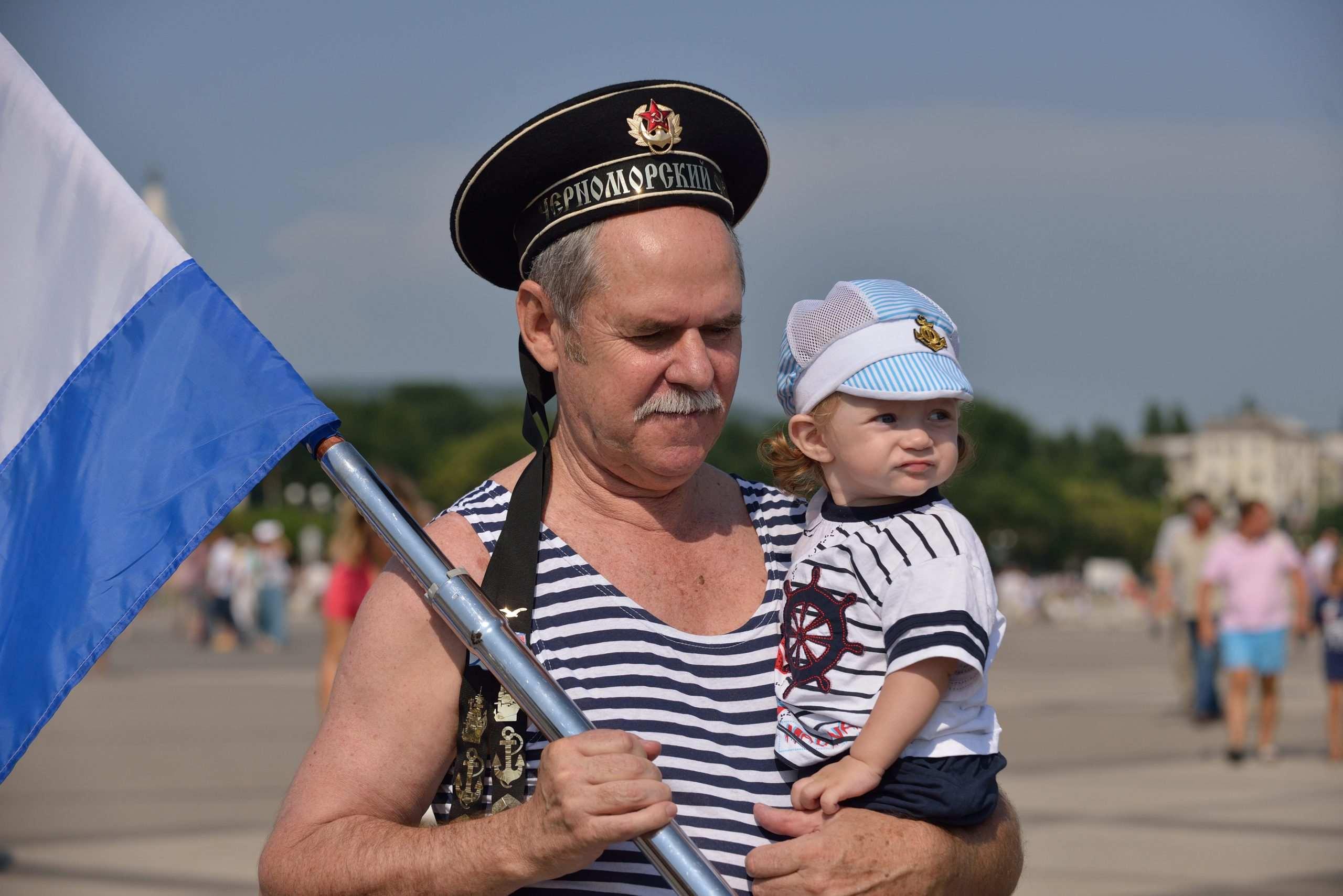 Сегодня Черноморский флот празднует свой день рождения