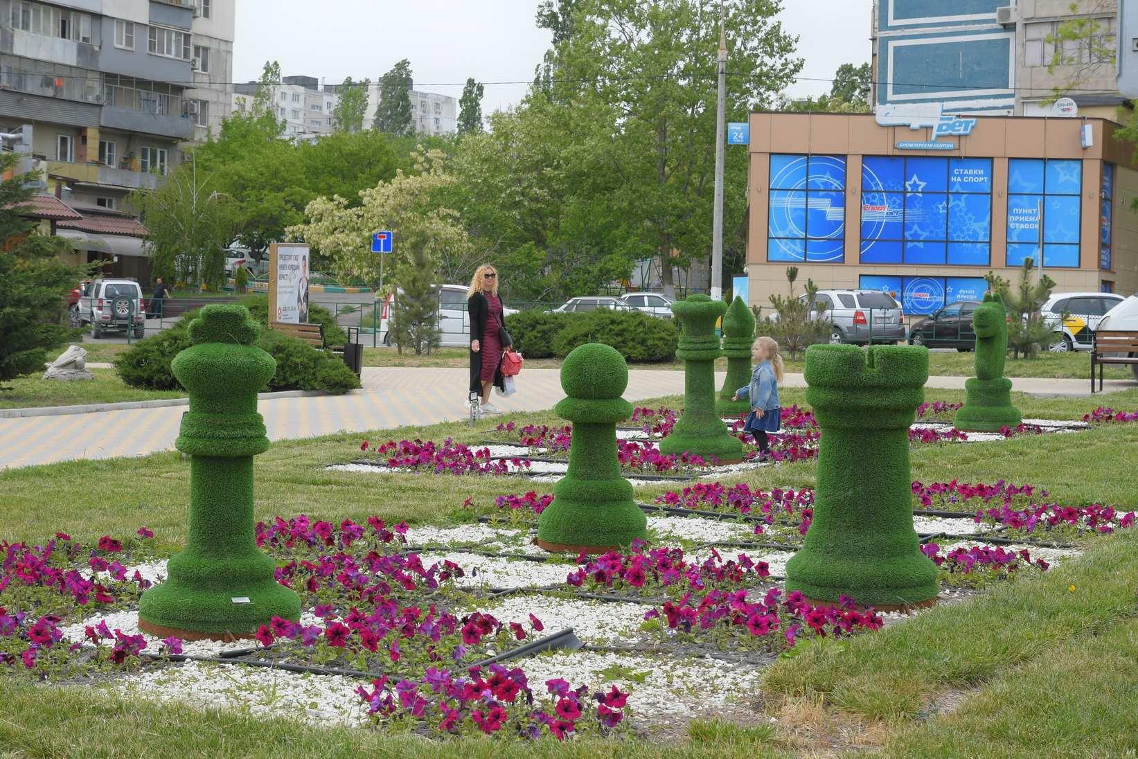 Новороссийск стал чистым даже без субботников