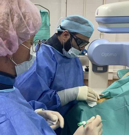 В Новороссийске впервые провели сложнейшую операцию на сердце