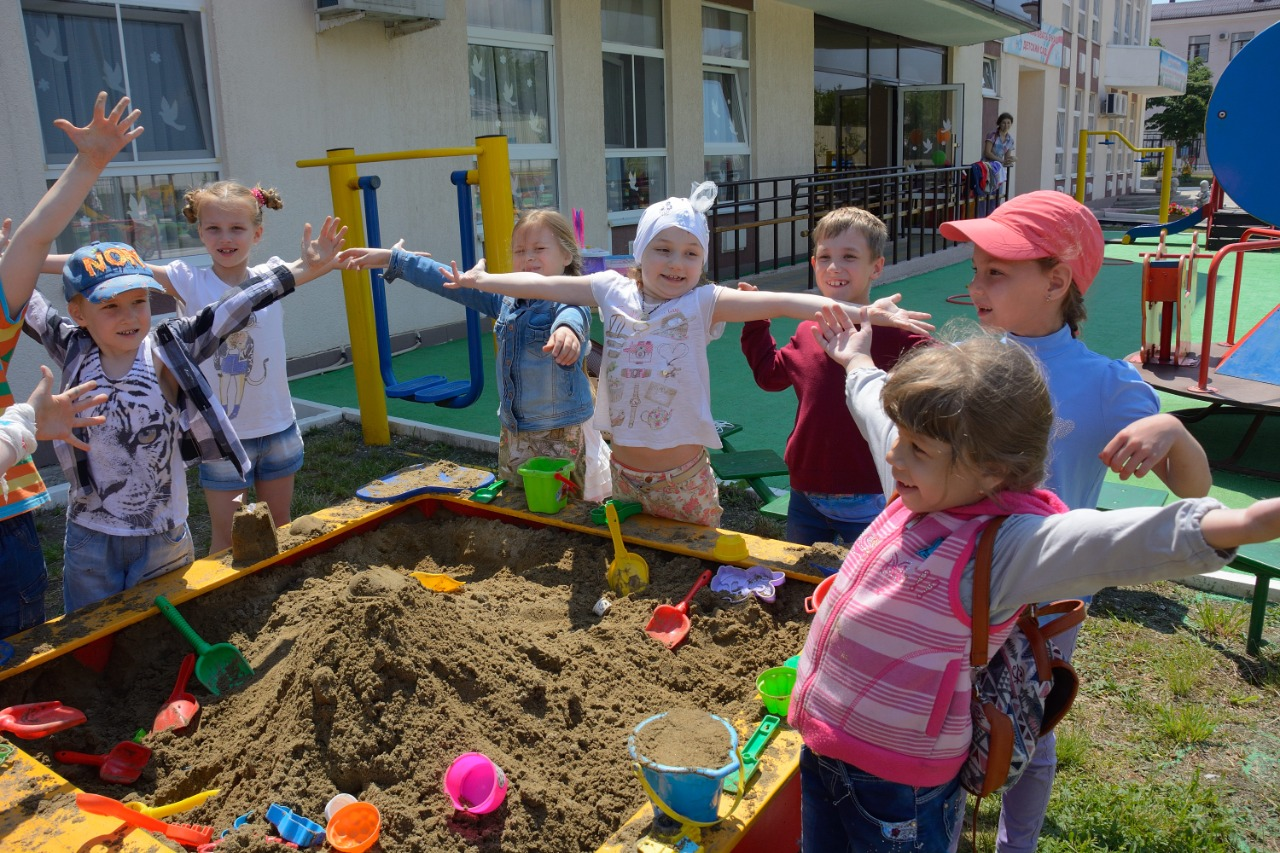 Когда в Новороссийске начнут работать детские сады?