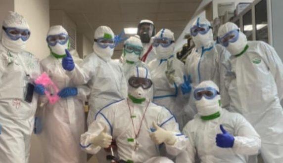 8 месяцев борьбы и выживания: как Краснодарский край справлялся с коронавирусом