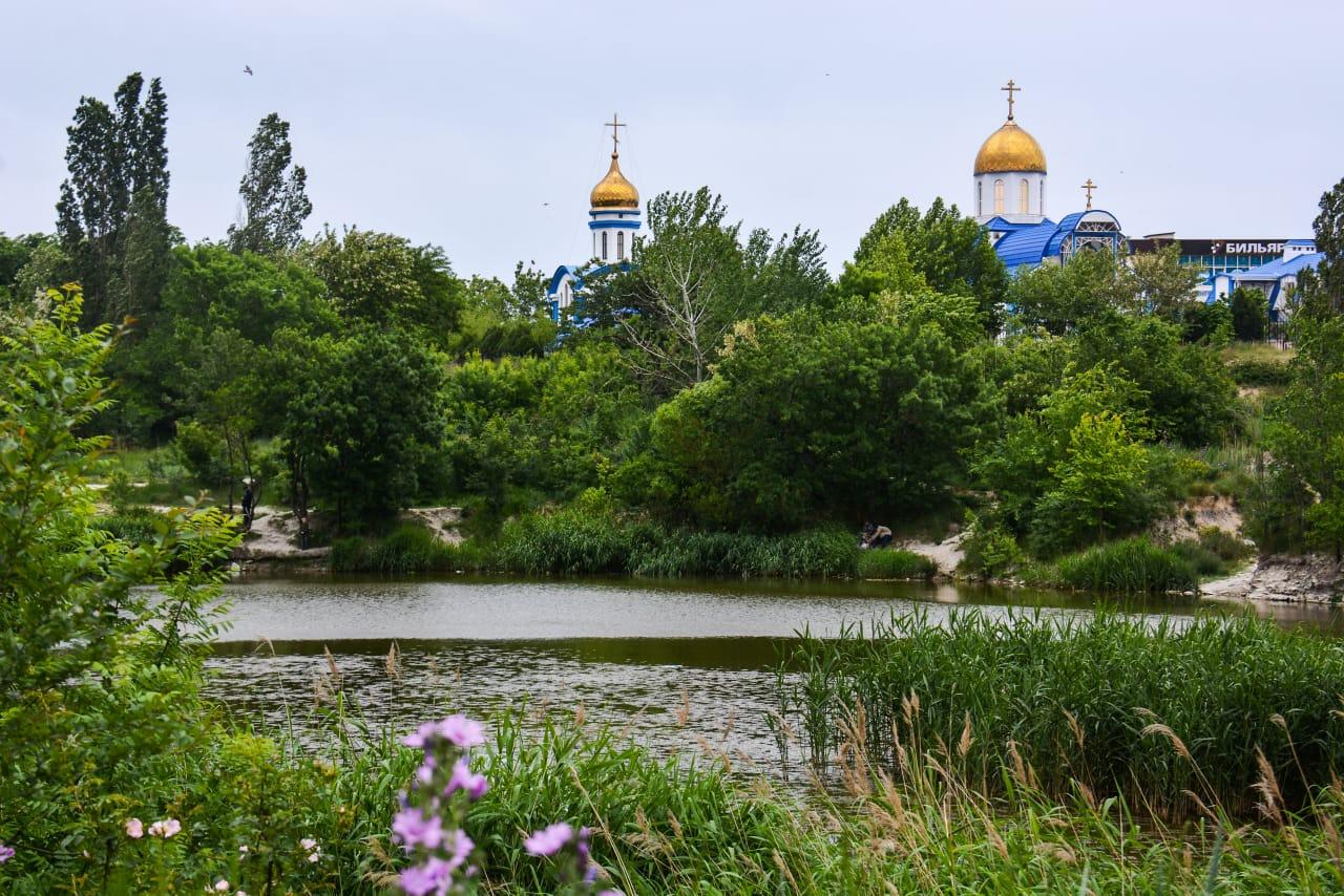 «Южные пруды» Новороссийска могли бы стать зоной для прогулок инвалидов
