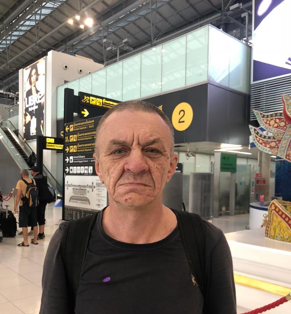 58-летний житель Новороссийска спасен из тайской тюрьмы