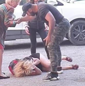 В Новороссийске ударили беременную, а ее муж сломал челюсть обидчице?