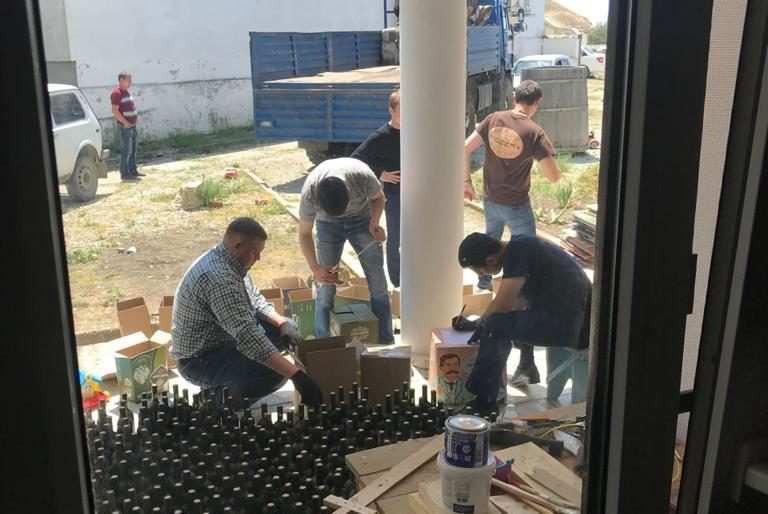 У новороссийского винодела изъяли коллекционные вина и обвинили в фальсификате