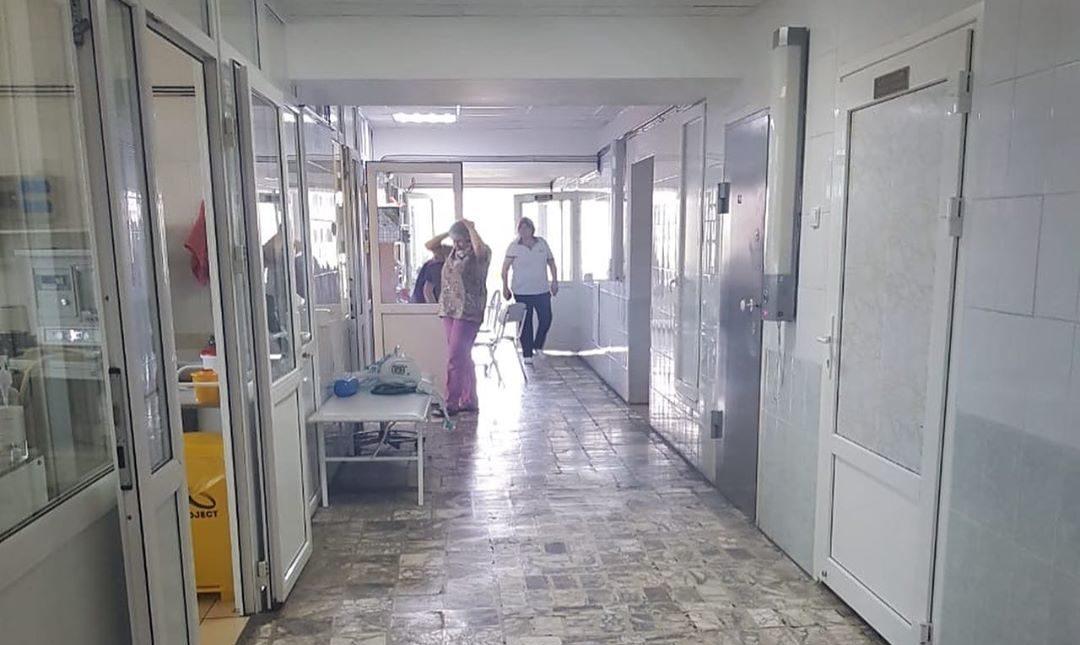 За два месяца эпидемии коронавируса через реанимацию первой горбольницы Новороссийска прошло почти 200 человек