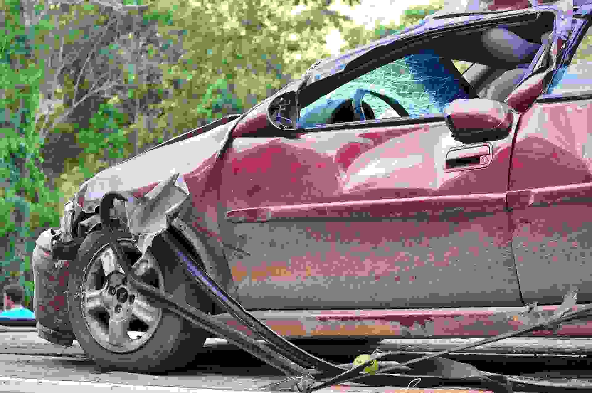 Больше всего аварий в Новороссийске — из-за того, что водители «не чувствуют» габаритов